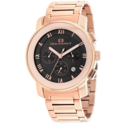 Oceanaut Men's Riviera Black Dial Watch - OC0333