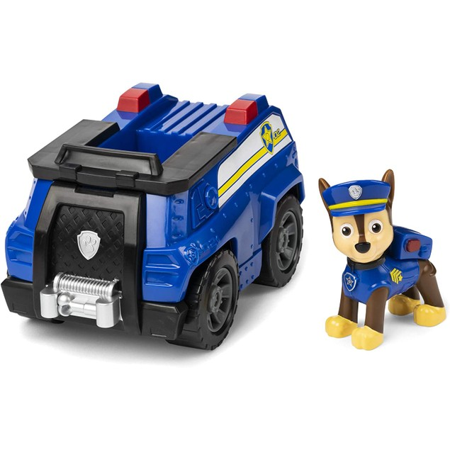 Paw Patrol - Vehicle With Collectable Figure (1 At Random)