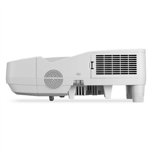 NEC Display NP-UM330X Ultra Short Throw LCD Projector, White