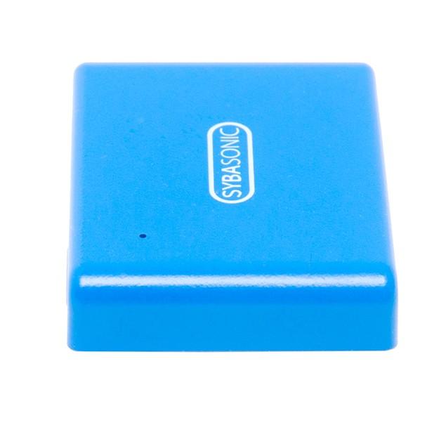 SybaSonic 30pin Analog Audio Speaker Dock Bluetooth Music Receiver