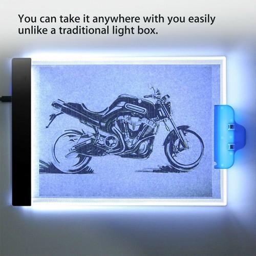 LED Artist Stencil Drawing Board