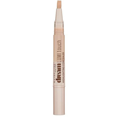 Maybelline New York Dream Lumi Highlighting Concealer, Medium, 0.05 Fluid