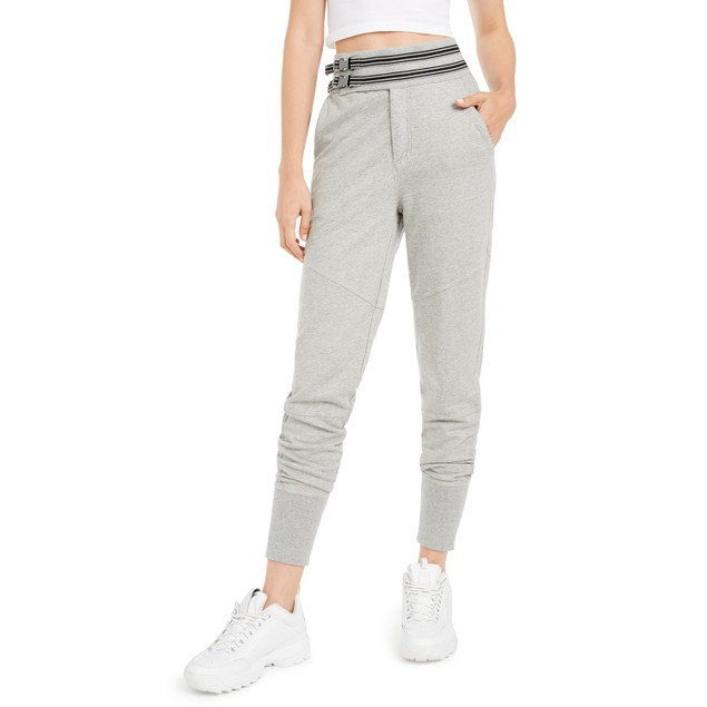 Free People Womens FP Movement Off Road Joggers Gray Size Medium
