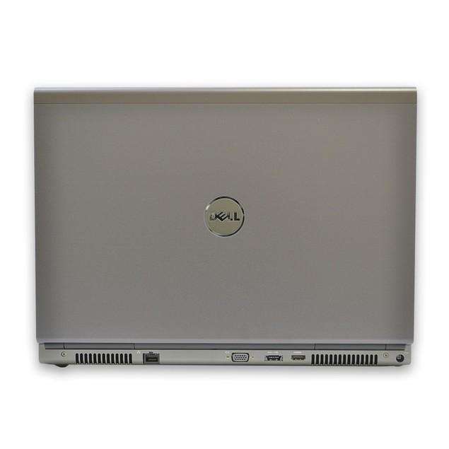 Dell M4800 Intel  i7 8GB 256GB SSD Windows 10 Pro WiFi PC