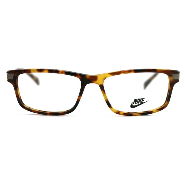 Nike Men's Eyeglasses Frames Nike 7217 200 Tortoise 53 16 140 Full rim