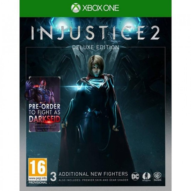 Injustice 2 Deluxe Edition Xbox One Game