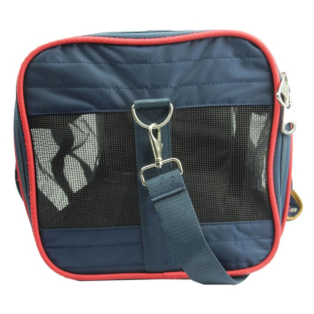 Aero-Zoom Lightweight Wire Framed Travel Pet Carrier