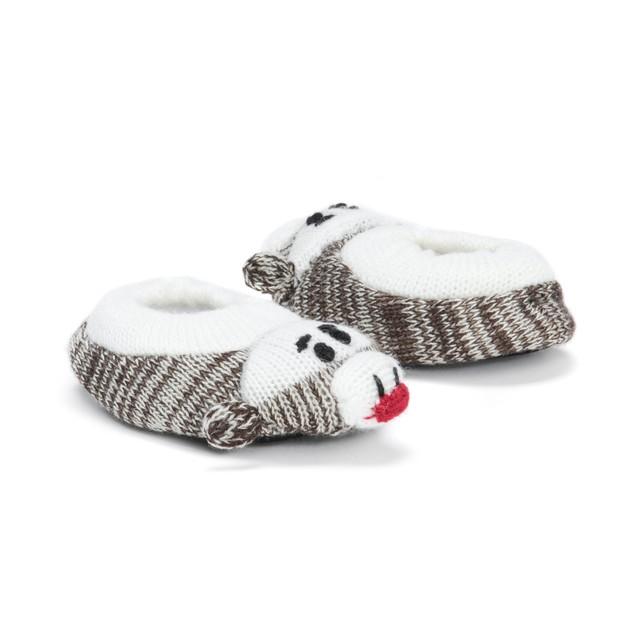 MUK LUKS ® Monkey Sock Slipper Sock