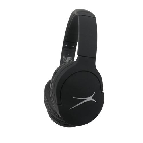 Altec Lansing Stream, Headphone, Black (Certified Refurbished)