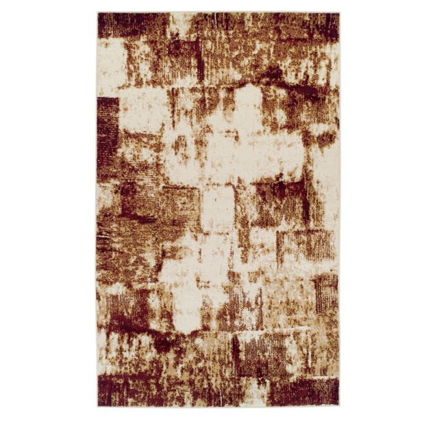 Distressed Film Area Rug Collection