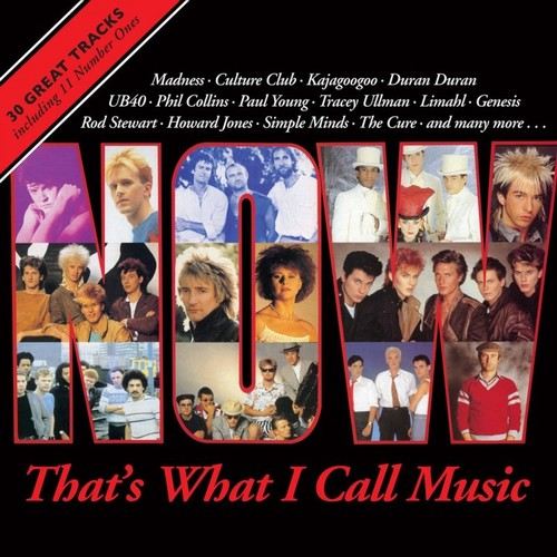 Various – Now That's What I Call Music Vinyl