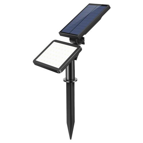 48 LEDs Solar Spotlight Outdoor Light Sensor SOS Flash
