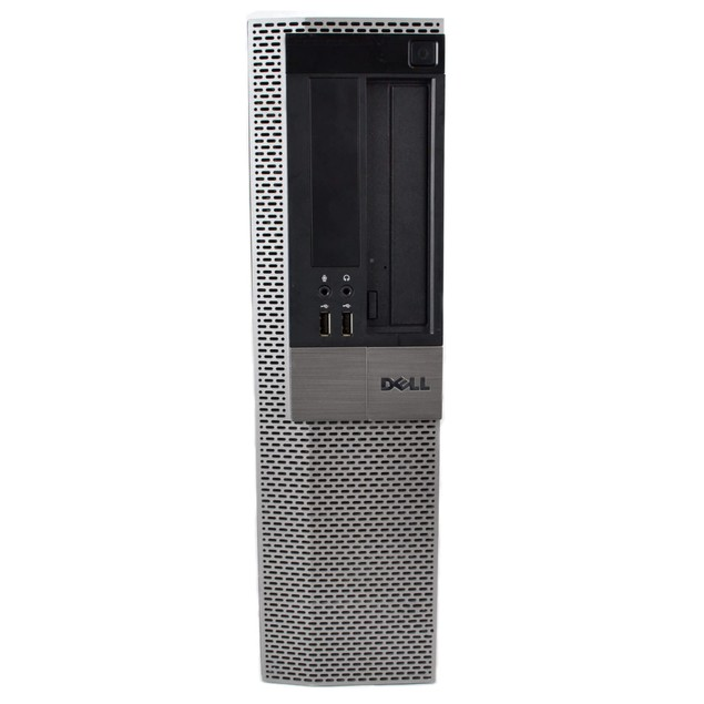 "Dell 980 Desktop Intel i5 8GB 1TB HDD Windows 10 Professional 19"" Monitor"