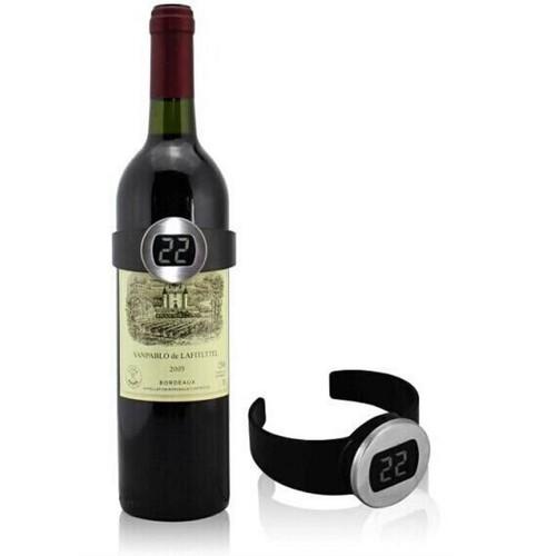 Wine Bottle Temperature Gauge