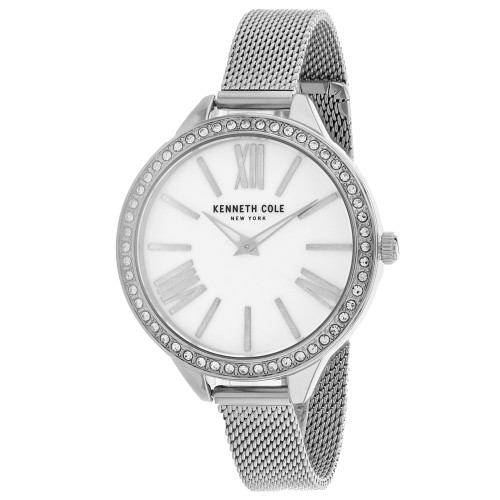 Kenneth Cole Women's Classic White Dial Watch - KC50939001