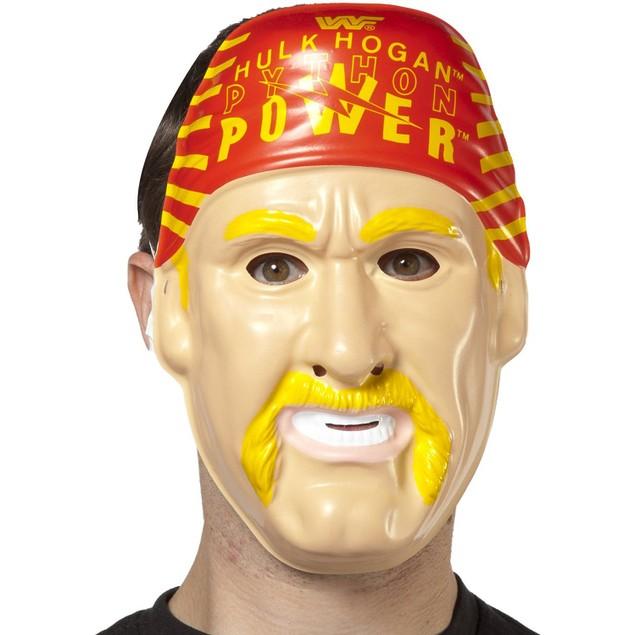 Hulk Hogan WWE PVC Mask