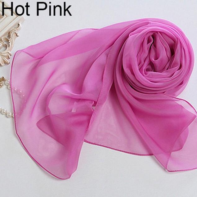 Fashion Soft Chiffon Scarf
