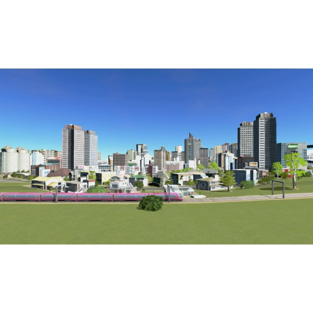 Cities Skylines Nintendo Switch Game