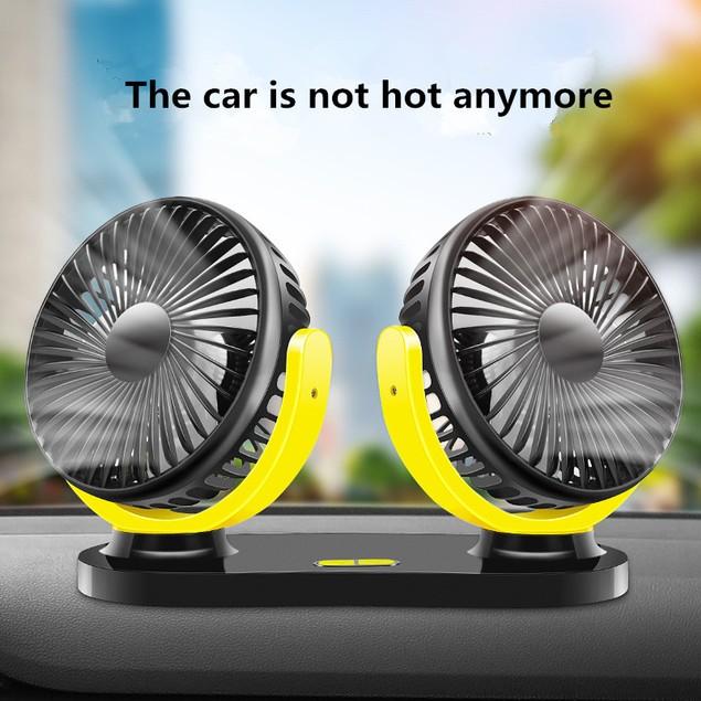 Car Fan Universal Home Office Mini Portable Fan