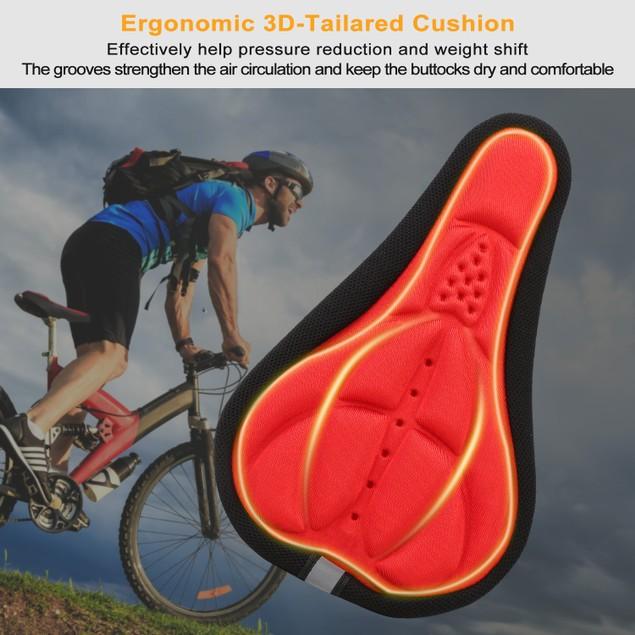 iMounTEK Unisex Extra Comfort Bike Seat Cushion