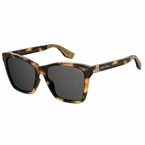 Marc Jacobs Sunglasses for Women 446 /S 0DXH Havana Glitter / Grey