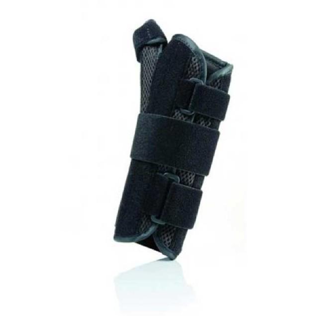 "FLA Prolite 8"" Airflow Right Wrist Brace w/ Abducted Thumb, Black, Large/XL"