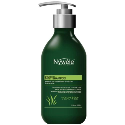 Nywele Moisturizing Tea Tree Shampoo, 16.9 oz