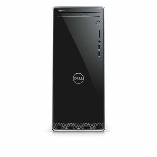 Dell Inspiron 3671 12GB 256GB SSD Win10,Black(Certified Refurbished)