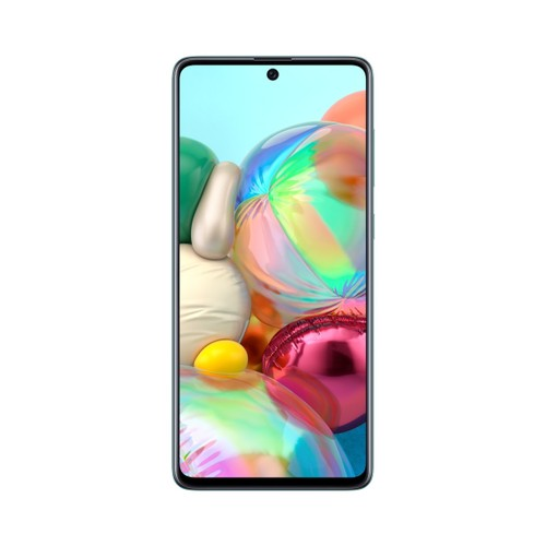 Samsung Galaxy A71 SM-A715F/DS 128GB GSM Only Phone Prism Crush Blue