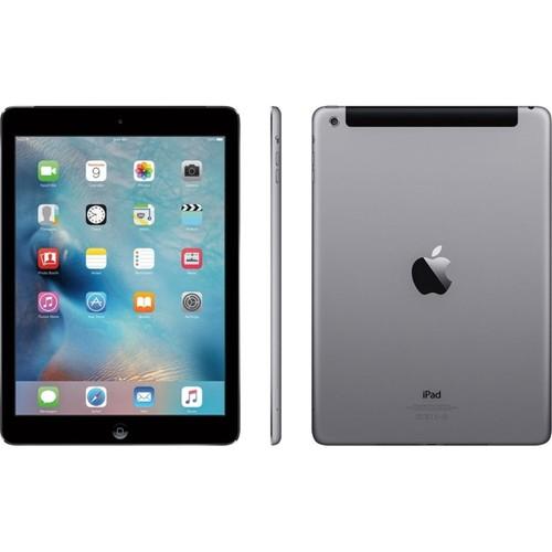 "Apple iPad Air 1 9.7"", MD786LL/A, Space Gray/Black, 1.4GHz/1GB/32GB (Refurbishe"