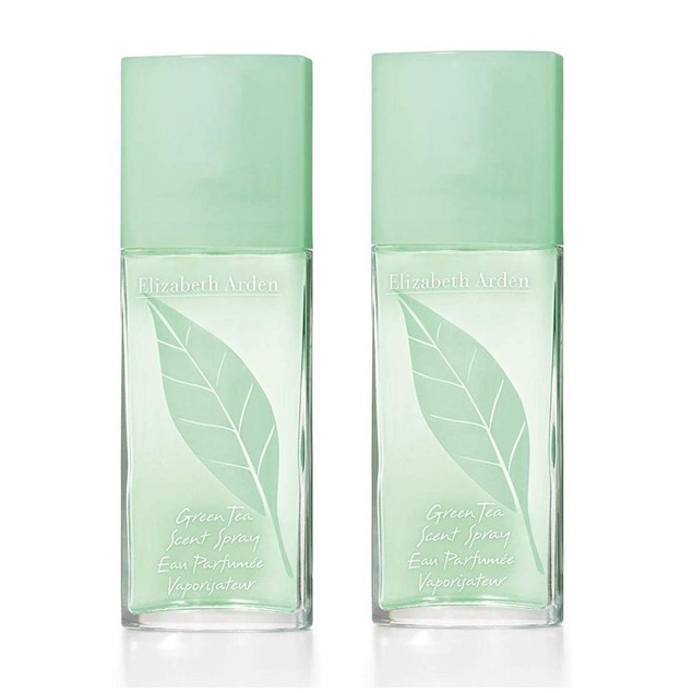 2-PACK Elizabeth Arden Green Tea EDP Spray, Women's Perfume, 1.7 oz. ea