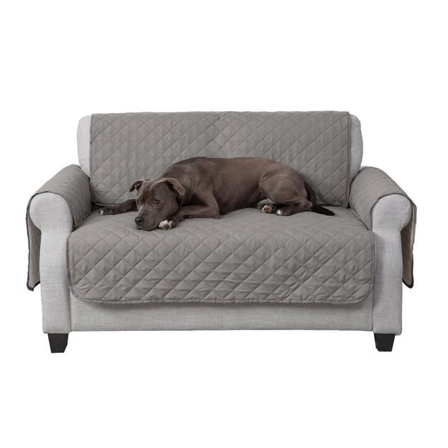 FurHaven Pet Reversible Furniture Cover
