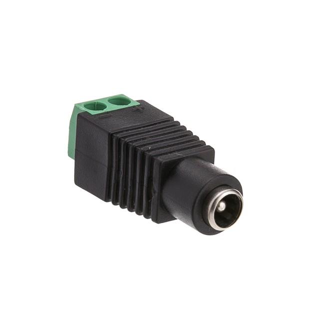 DC Female Power Plug to 2 Pin Terminal  Adapter