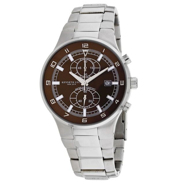 Kenneth Cole Men's Classic Red Dial Watch - 10036277