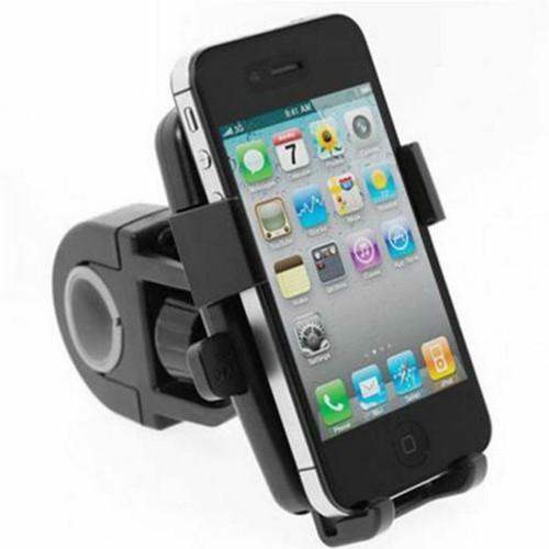 Universal Motorcycle Bike Bicycle Handlebar Mount Holder for iPhone 6