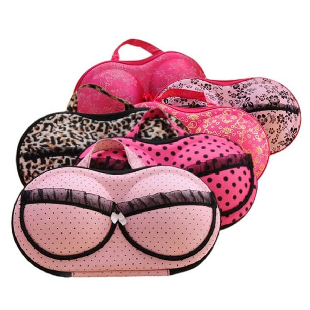 Portable Bra Storage Travel Bag