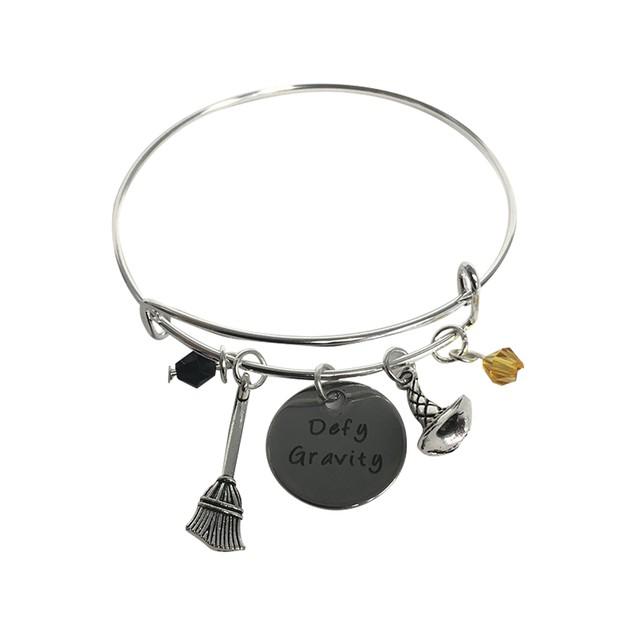 Defy Gravity Charm Bracelet