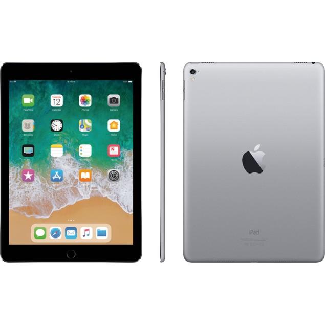 "Apple IPad Pro 9.7"" (128GB, Space Gray, Unlocked Cellular) - Grade A"