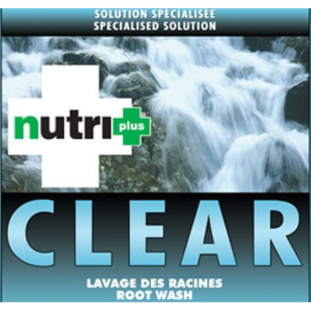 NUTRI+ CLEAR ROOT RINSING SOLUTION 1 Liter