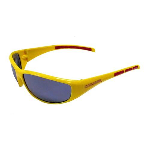 NCAA Iowa State Cyclones 3 Dot Wrap Sunglasses
