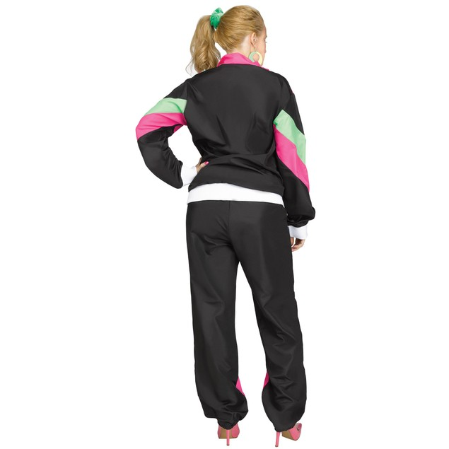 80's Track Suit Womens Costume
