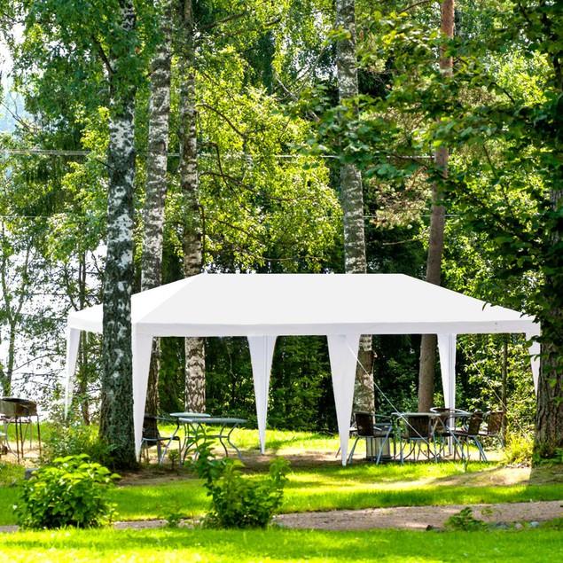 Costway Outdoor 10'x20' Heavy Duty Canopy Tent