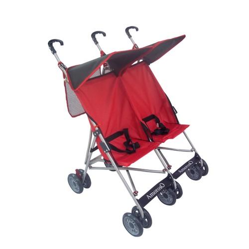 Lightweight Twin Umbrella Stroller- 2 Colors