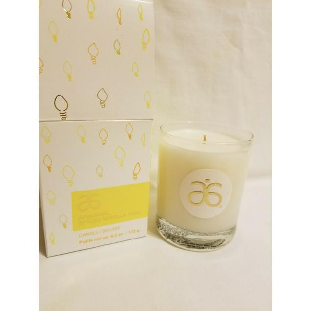 Arbonne Spiced Vanilla Chai Candle 6.2 oz