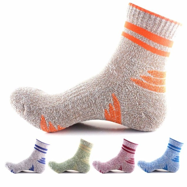 5-Pairs: Unisex Ultra-Support Compression Socks