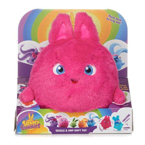 Sunny Bunnies Giggle and Hop Big Boo