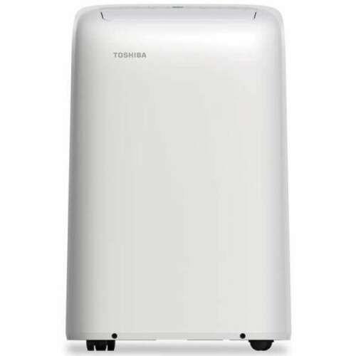 Toshiba 8,000 BTU (6,000 BTU DOE) Portable Air Conditioner, RAC-PD0812CRRC