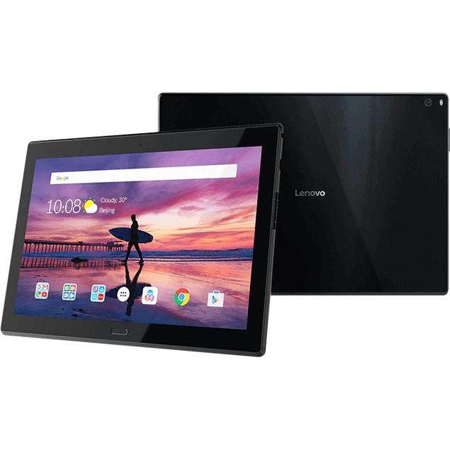 """Lenovo 10.1"""" Tab 4 Plus TB-X704V (16GB Black, WiFI + 4G Unlocked)"""