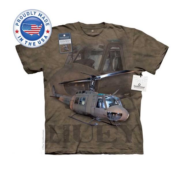 U.S. Army Huey Adult T-Shirt