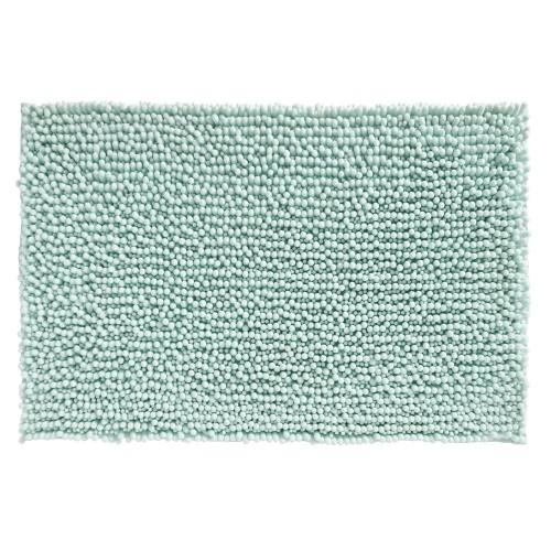 mDesign Soft Microfiber Polyester Non-Slip Rectangular Spa Mat